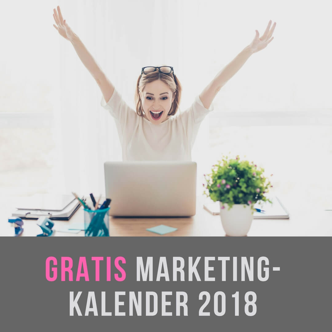 Bewustwoording.nl | gratis marketingkalender