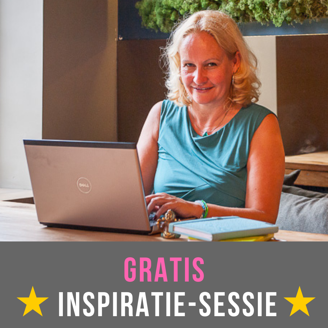 Gratis inspiratie-sessie Bewustwoording