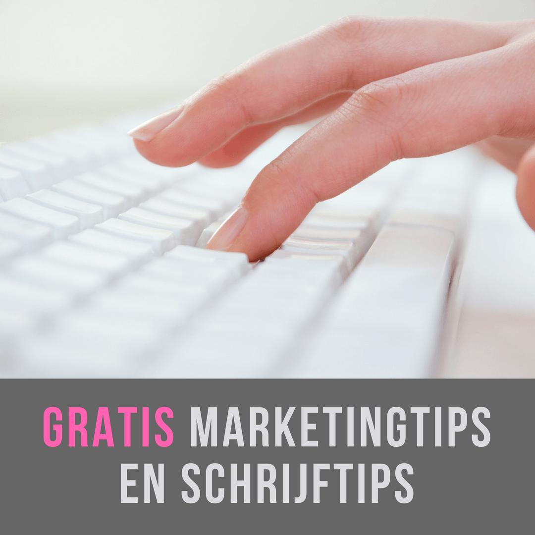 Bewustwoording.nl | Gratis marketingtips en schrijftips