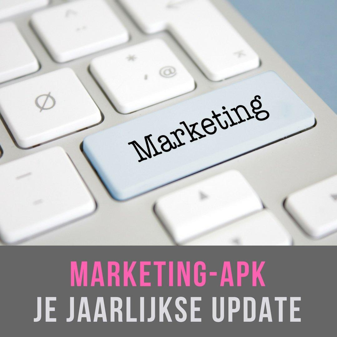 marketing-apk bewustwoording